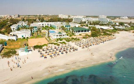 Tunisko - Mahdia na 8 až 12 dní, all inclusive s dopravou letecky z Brna nebo Prahy přímo na pláži