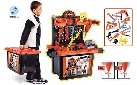 G21 24462 Dětské nářadí velký kufr
