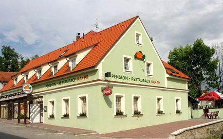 Hluboká nad Vltavou: Pension a restaurace KA.PR