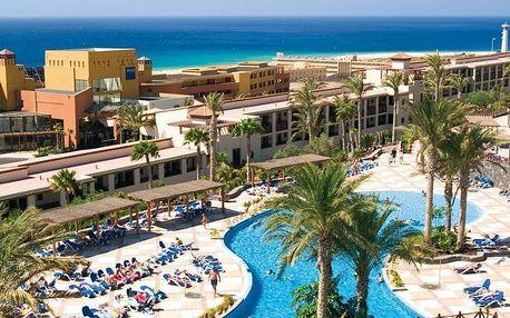 Kanárské ostrovy - Fuerteventura na 8 dní, all inclusive s dopravou letecky z Prahy 300 m od pláže