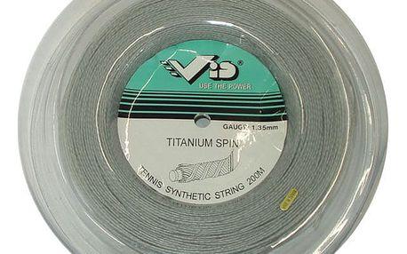 Corby Sport Titanium Spin 5039 Výplet tenisový 1,35mm 200m