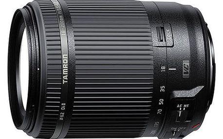 Objektiv Tamron AF 18-200mm F/3.5-6.3 Di II VC pro Canon černý Filtr Polaroid 62mm (UV MC, CPL, ND9) set 3ks v hodnotě 749 Kč + DOPRAVA ZDARMA