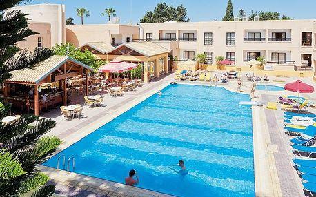 Kypr - Agia Napa na 8 dní, polopenze, snídaně nebo bez stravy s dopravou letecky z Prahy