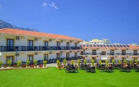 Kypr - Severní Kypr na 8 dní, all inclusive, light all inclusive nebo polopenze s dopravou letecky z Brna nebo Prahy 2 km od pláže