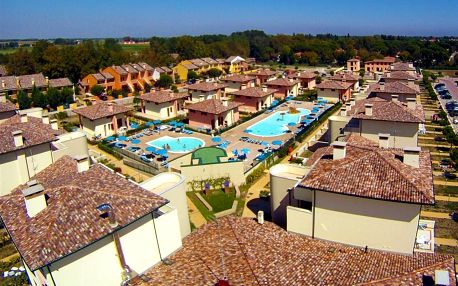 Itálie - Emilia Romagna na 4 až 8 dní, plná penze nebo bez stravy s dopravou vlastní 1000 m od pláže