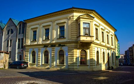 Kutná Hora: Hotel Zlatá Stoupa