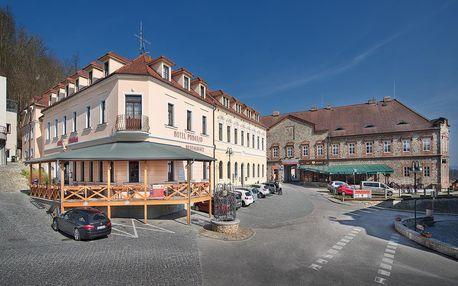 Hluboká nad Vltavou: Hotel Podhrad