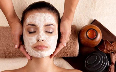 Kosmetické ošetření pleti + dárková karta