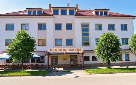Třeboň: Penzion Maxim