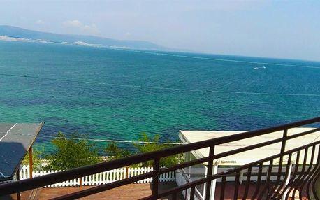 Bulharsko - Primorsko na 11 až 12 dní, bez stravy s dopravou letecky z Bratislavy 50 m od pláže