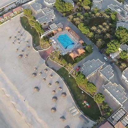Spojené arabské emiráty - Umm Al Quwain na 8 dní, snídaně s dopravou letecky z Prahy přímo na pláži