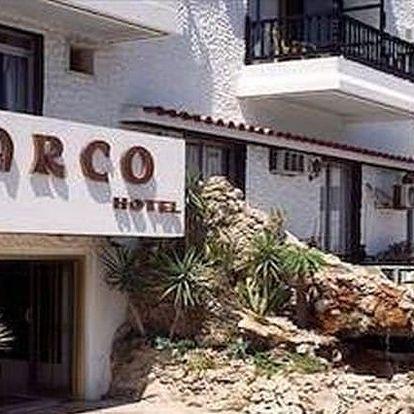 Kypr - Larnaca na 8 dní, all inclusive, polopenze nebo snídaně s dopravou letecky z Prahy 200 m od pláže
