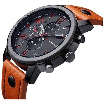 Ležérní sportovní hodinky - 4 barvy