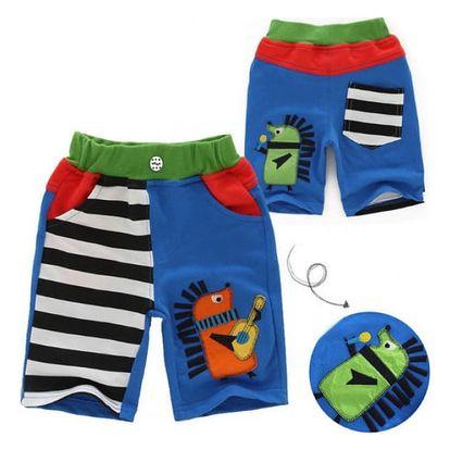 Dětské kalhoty s ježečkem!