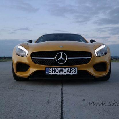 Super jízda v Mercedes Benz OMG! 40 minut