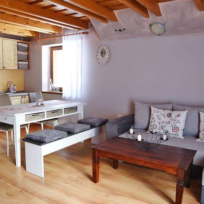Apartmány pre rodiny alebo partie v Tatrách