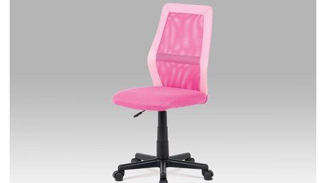 Kancelářská židle MESH KA-V101 PINK růžová AUTRONIC