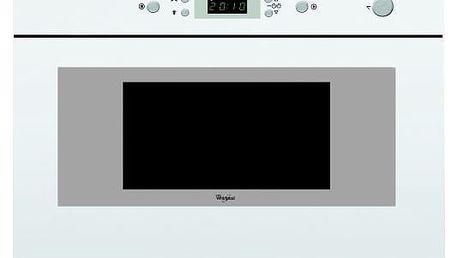 Mikrovlnná trouba Whirlpool AMW 901 WH bílá Výherní poukázka + DOPRAVA ZDARMA