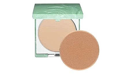 Clinique Stay-Matte Sheer Pressed Powder 7,6 g pudr pro ženy 04 Stay Honey
