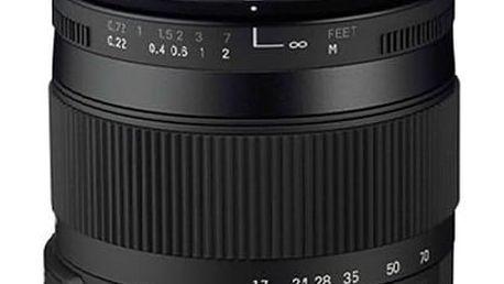 Objektiv Sigma 17-70mm F2.8-4 DC MACRO OS HSM Nikon černý