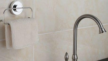 Háček na ručníky/utěrky bez nutnosti vrtání ZOSO Hanger