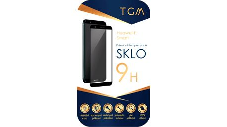 Ochranné sklo TGM Full Cover pro Huawei P Smart černé (TGM-HUAWPSM)