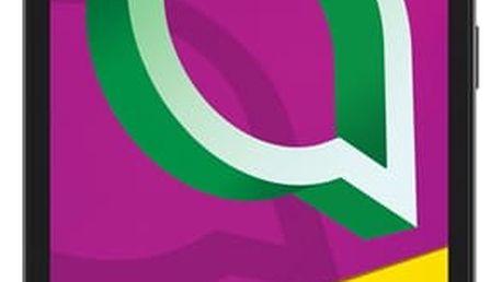 Mobilní telefon ALCATEL U5 3G 4047D Dual SIM (4047D-2AALE11) černý Software F-Secure SAFE, 3 zařízení / 6 měsíců v hodnotě 979 Kč