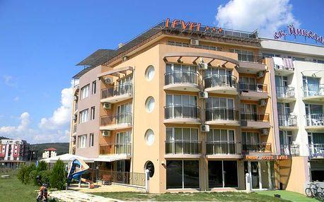Bulharsko - Primorsko na 8 až 12 dní, polopenze nebo snídaně s dopravou letecky z Prahy 300 m od pláže
