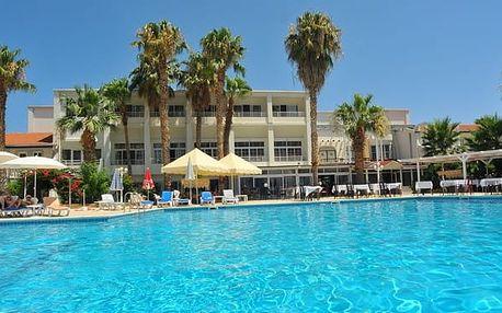 Kypr - Severní Kypr na 8 dní, polopenze nebo snídaně s dopravou letecky z Brna nebo Prahy 200 m od pláže