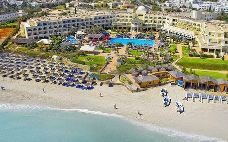 Tunisko - Djerba na 8 dní, all inclusive s dopravou letecky z Prahy nebo Brna přímo na pláži