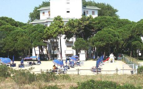 Itálie - Lido di Jesolo na 8 až 15 dní, bez stravy s dopravou vlastní přímo na pláži