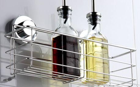 Držák bez nutnosti vrtání ZOSO Condiment Rack