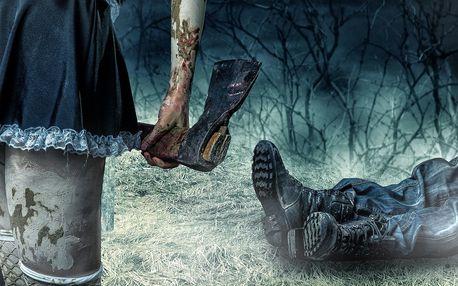 Pojďte se bát: únikovka Kanibalové pro 5 osob