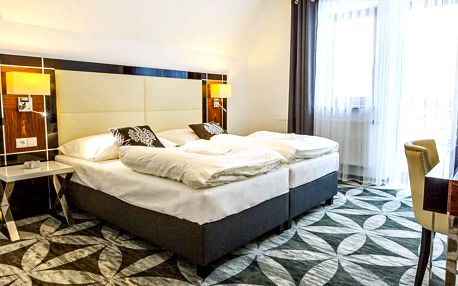 Designový hotel s polopenzí u Zakopaného