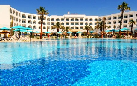 Tunisko - Hammamet na 8 až 12 dní, all inclusive s dopravou letecky z Prahy nebo Brna přímo na pláži
