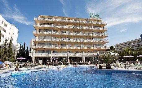 Španělsko - Mallorca na 8 až 12 dní, polopenze s dopravou letecky z Prahy nebo Brna 200 m od pláže