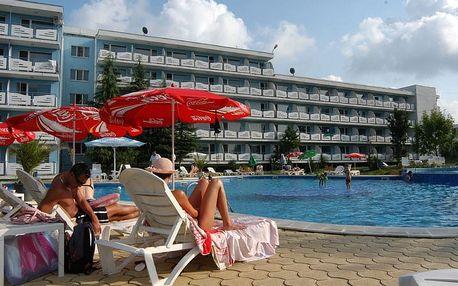 Bulharsko - Primorsko na 8 až 11 dní, all inclusive nebo polopenze s dopravou letecky z Košic, Brna nebo Prahy 400 m od pláže