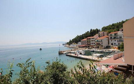 Chorvatsko - Makarská riviéra na 10 dní, polopenze s dopravou autobusem přímo na pláži
