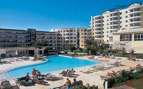 Madeira - Funchal na 8 dní, snídaně s dopravou letecky z Prahy 3 km od pláže