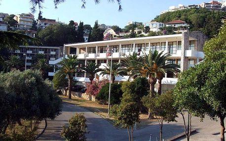 Černá Hora - Ulcinj na 10 dní, all inclusive s dopravou autobusem