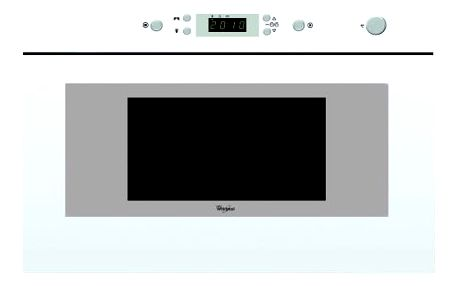 Mikrovlnná trouba Whirlpool AMW 901 WH bílá + dárek Výherní poukázka + DOPRAVA ZDARMA