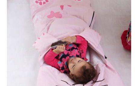 Dětský spacák Zvířátko - VÝPRODEJ