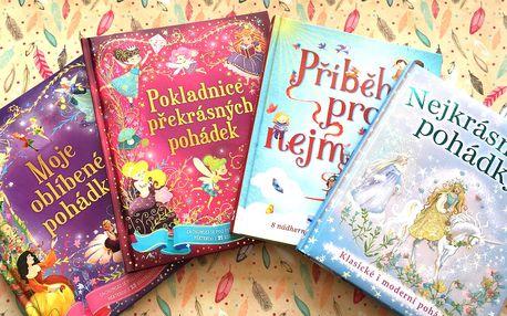 Pohádkové knihy z nakladatelství Svojtka & Co.