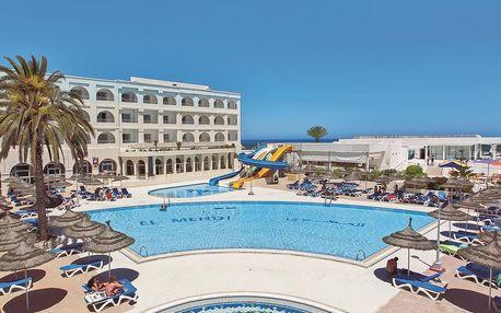 Tunisko - Mahdia na 8 až 9 dní, all inclusive nebo ultra all inclusive s dopravou letecky z Brna nebo Prahy přímo na pláži