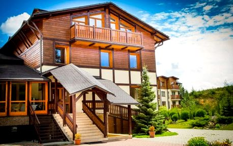 Vysoké Tatry v Hotelu Eufória ***