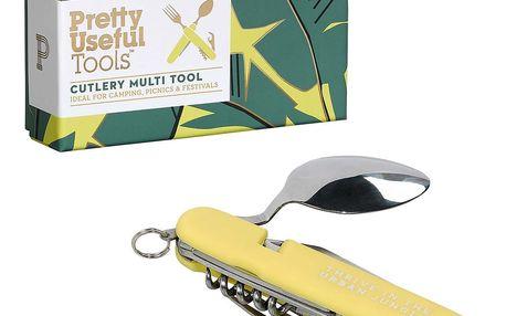 Multifunkční kapesní nástroj Pretty Useful Tools Sunrise