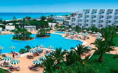 Tunisko - Mahdia na 8 až 15 dní, all inclusive s dopravou letecky z Brna nebo Prahy přímo na pláži