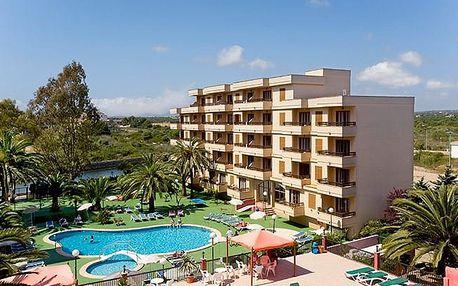 Španělsko - Mallorca na 8 až 9 dní, polopenze s dopravou letecky z Prahy nebo Brna 150 m od pláže