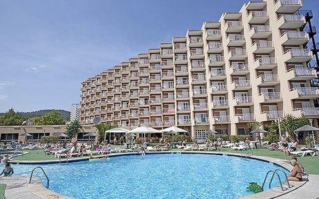 Španělsko - Mallorca na 8 až 12 dní, all inclusive nebo polopenze s dopravou letecky z Brna nebo Prahy 70 m od pláže