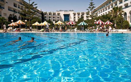 Tunisko - Port El Kantaoui na 8 až 15 dní, all inclusive s dopravou letecky z Brna nebo Prahy 250 m od pláže